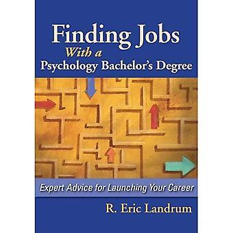 Att hitta jobb med en kandidatexamen i psykologi: expertråd för att starta din karriär