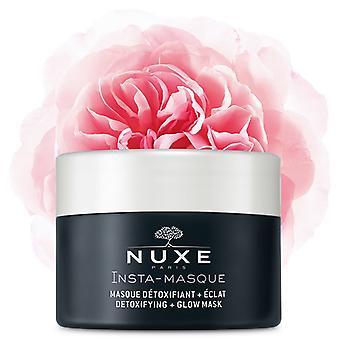 NUXE Insta-Masque Masque Détofiant + éclat 50 ml voor vrouwen
