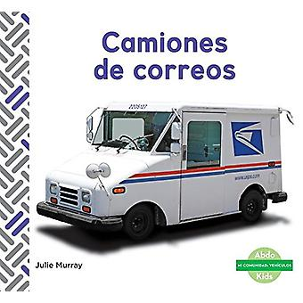 Camiones de Correos (Mail Trucks) by Julie Murray - 9781624026461 Book