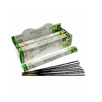 Stamford Sensuality Incense Sticks (Box of 6 Packs)