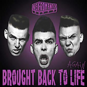 Nekromantix - Brought Back to Life [CD] USA import