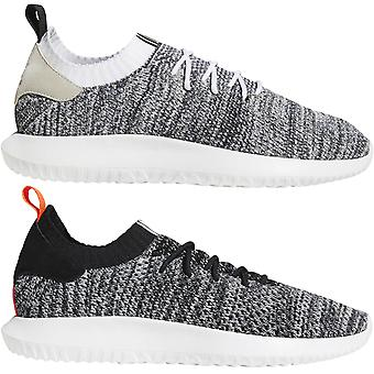 adidas Originals Mens Tubular Shadow PK gestrickte Casual Lace Up Low Rise Trainer