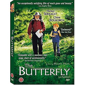 The Butterfly [DVD] USA import