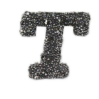 Glitter Alphabet Sticker - T