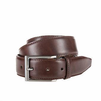 Neat Brown Pantalon Belt