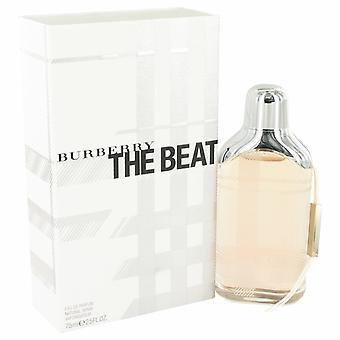 The beat av Burberry Eau de Parfum spray 2,5 oz/75 ml (kvinner)