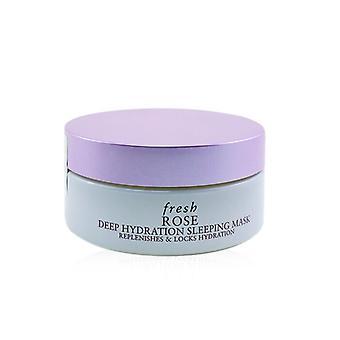 Fresh Rose Deep Hydration Sleeping Mask - 2x35ml/1.18oz
