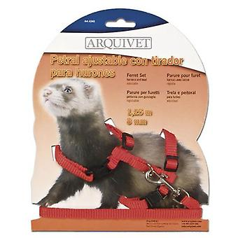 Arquivet For Ferrets petral 1.25M / 8Mm (Small pets , Leads & Harnesses)