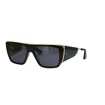 Dita Souliner-One DTS127 01 Black-Yellow Gold/Dark Grey Sunglasses