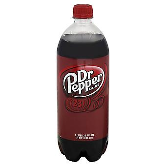 Dr Pepper-( 1 Lt X 1 Bottle )