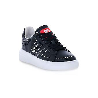 Richmond black calf sneakers fashion