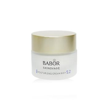 Babor Skinovage Moisturizing Cream Rich 5.2 - For Dry Skin - 50ml/1.7oz
