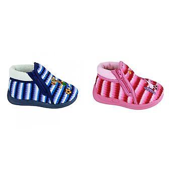 Mirak Safari Childrens Unisex Slippers