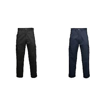 RTY Mens vêtements de travail polyester/coton Cargo pantalons / pantalons