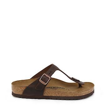 Birkenstock Original Unisex Spring/Summer Flip Flops - Brown Color 34911