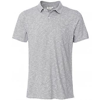 Hartford Gestreept e-shirt pocket polo