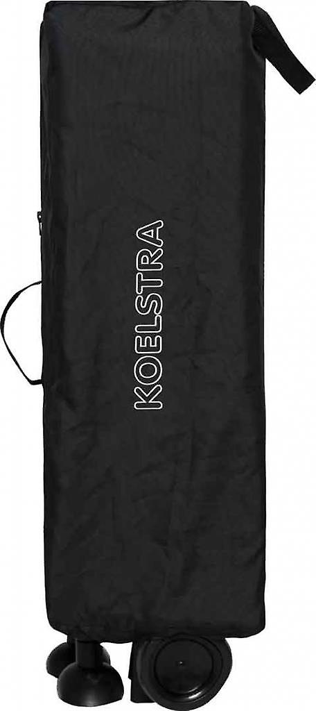 Koelstra Travel bed Travelsleeper With Higher Black