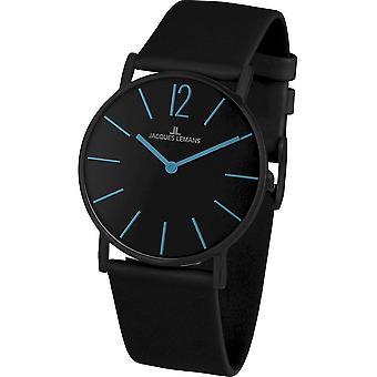 Jacques Lemans - Wristwatch - Men - York - Classic - 1-2030F