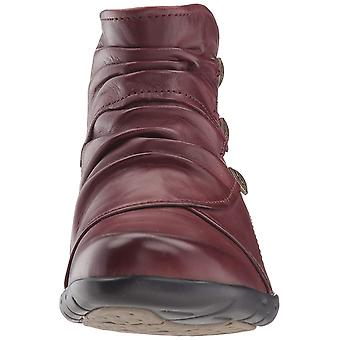 Cobb Hill Womens Penfield Leather Closed Toe Ankle Fashion Boots