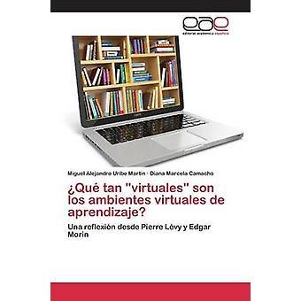 Qu tan virtuales son los ambientes virtuales de aprendizaje by Uribe Martin Miguel Alejandro