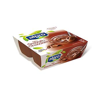 Alpro Silky Smooth Chocolate Soya Desserts