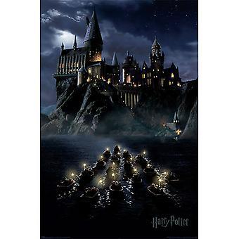 Harry Potter Tylypahkan Veneet Maxi Juliste