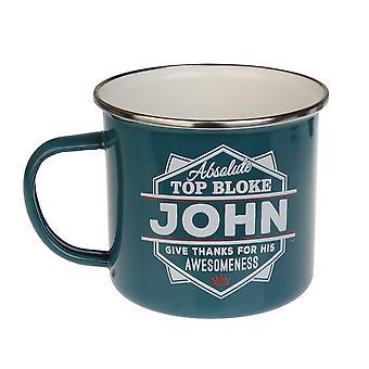 History & Heraldry John Tin Mug 52