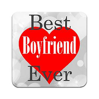 2 ST Best Boyfriend Ever Coasters