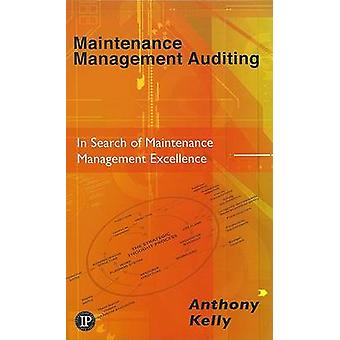 Maintenance Management Auditing by Anthony Kelly - 9780831132675 Book