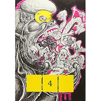 Now 4 - The New Comics Anthology by Eric Reynolds - 9781683961215 Book