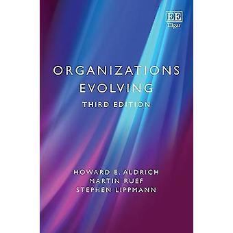 Organisaatiot kehittyvät - Kolmas Painos Howard E. Aldrich - 97817889