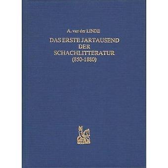 Das Erste Jahrtausend der Schachlitteratur (850-1880) - Facsimile by A