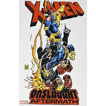 X-men - Onslaught Aftermath by Scott Lobdell - 9781302916510 Book