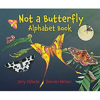 Not a Butterfly Alphabet Book by Jerry Pallotta - 9781580896894 Book