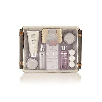 Style & Grace La Villa Home Spa Hamper