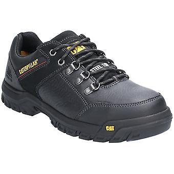 Caterpillar men's extension lace up safety boot black 29658