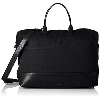 Royal Republiq Courier stay-over - Unisex Adult Schwarz shoulder bags (Black) 20x32x45 cm (B x H T)