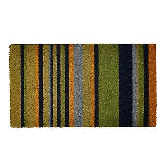 Groundsman Stripes Doormat