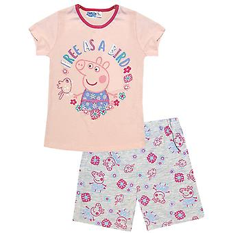 Peppa pig girls pyjama set ppi2142pyj
