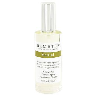 Demeter Martini Colonia Spray por Demeter 4 oz Colonia Spray