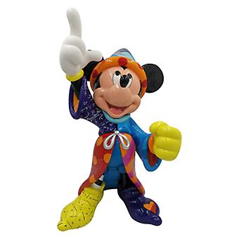 Disney By Britto Sorcerer Mickey 80th Anniversary XL Fig