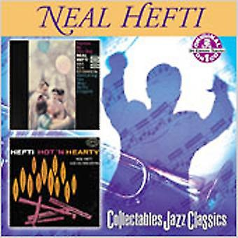 Neal Hefti - Pardon My Doo-Wah/Hot N' Heavy [CD] USA import