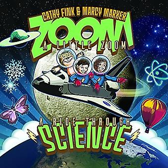 Fink, Cathy / Marxer, Marcy - Zoom a Little Zoom: A Ride Through Science [CD] USA import