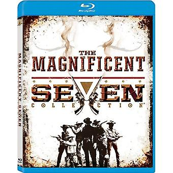 Magnificent Seven Collection [BLU-RAY] USA import