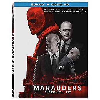 Marauders [Blu-ray] USA import