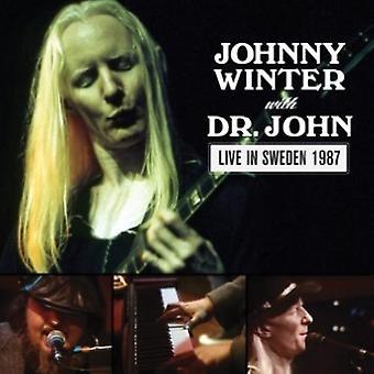Hiver, Johnny avec Dr. John - Winter Johnny avec Dr. John-Live in USA SW [Vinyl] import