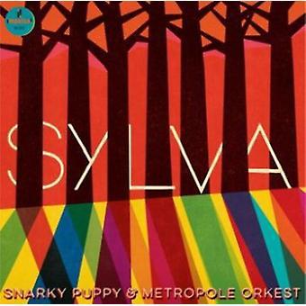 Snarky Puppy - Sylva [CD] USA import
