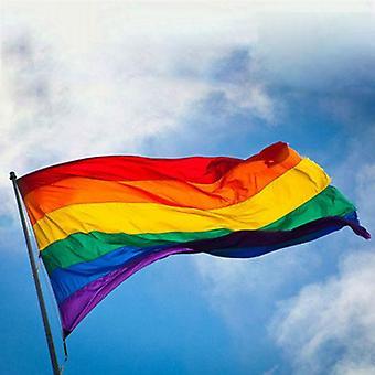 مثلي الجنس برايد العلم - ملونة قوس قزح للغواي
