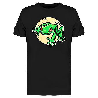 Cartoon Frog Tee Men's -Image by Shutterstock