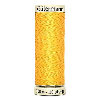 Gutermann Sew-all 100% Polyester Thread 100m Hand and Machine Colour Code  - 417